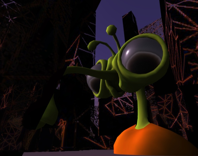 Blender bug in SL By Lollito Larkham