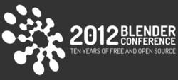 Blender Conference 2012
